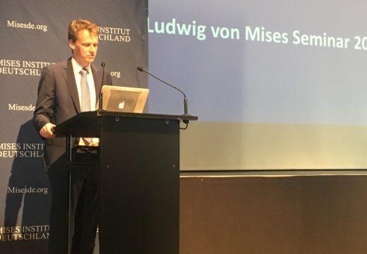 Ludwig von Mises Seminar 2020: Einige Eindrücke