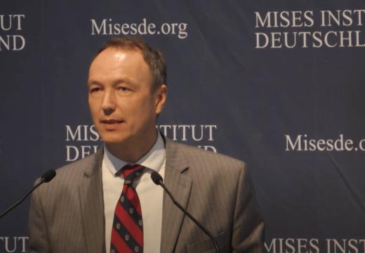 "Mises-Seminar 2020: ""Kapital und Kapitalzins"" (Vortrag 2)"