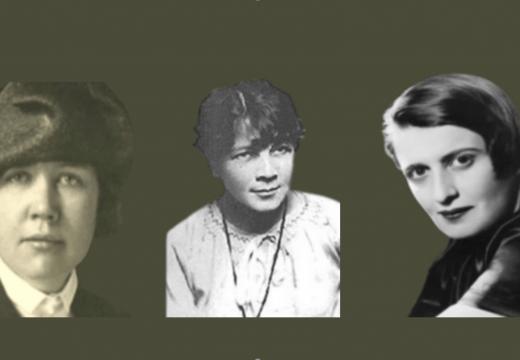 Wie drei Frauen versuchten, die Amerikaner vom Sozialismus abzubringen