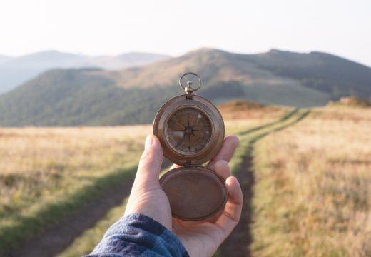 """""""Der Kompass zum lebendigen Leben"""""""