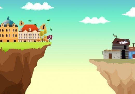 Wie Geldvermehrung für Ungleichheit bei Einkommen und Vermögen sorgt