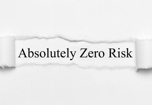 Die verdrängten Risiken der Null-Risiko-Gesellschaft